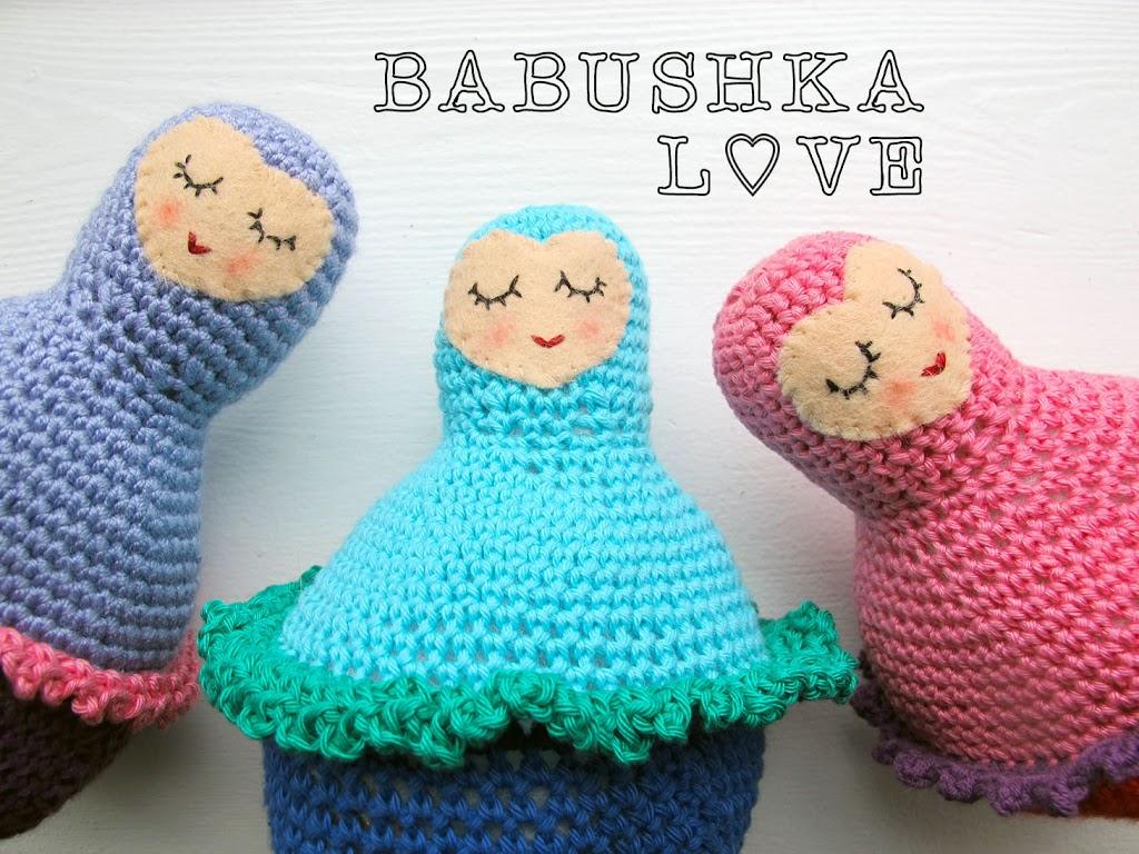 BABUSHKA - DIY - Frkhansen.dk