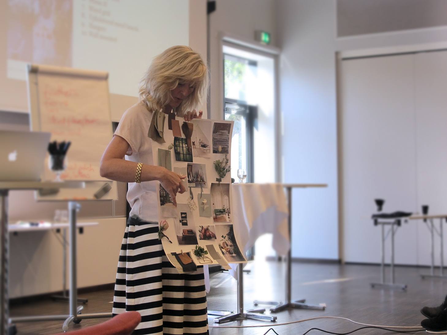 bloggeren bag eclectric trends taler om moodboards