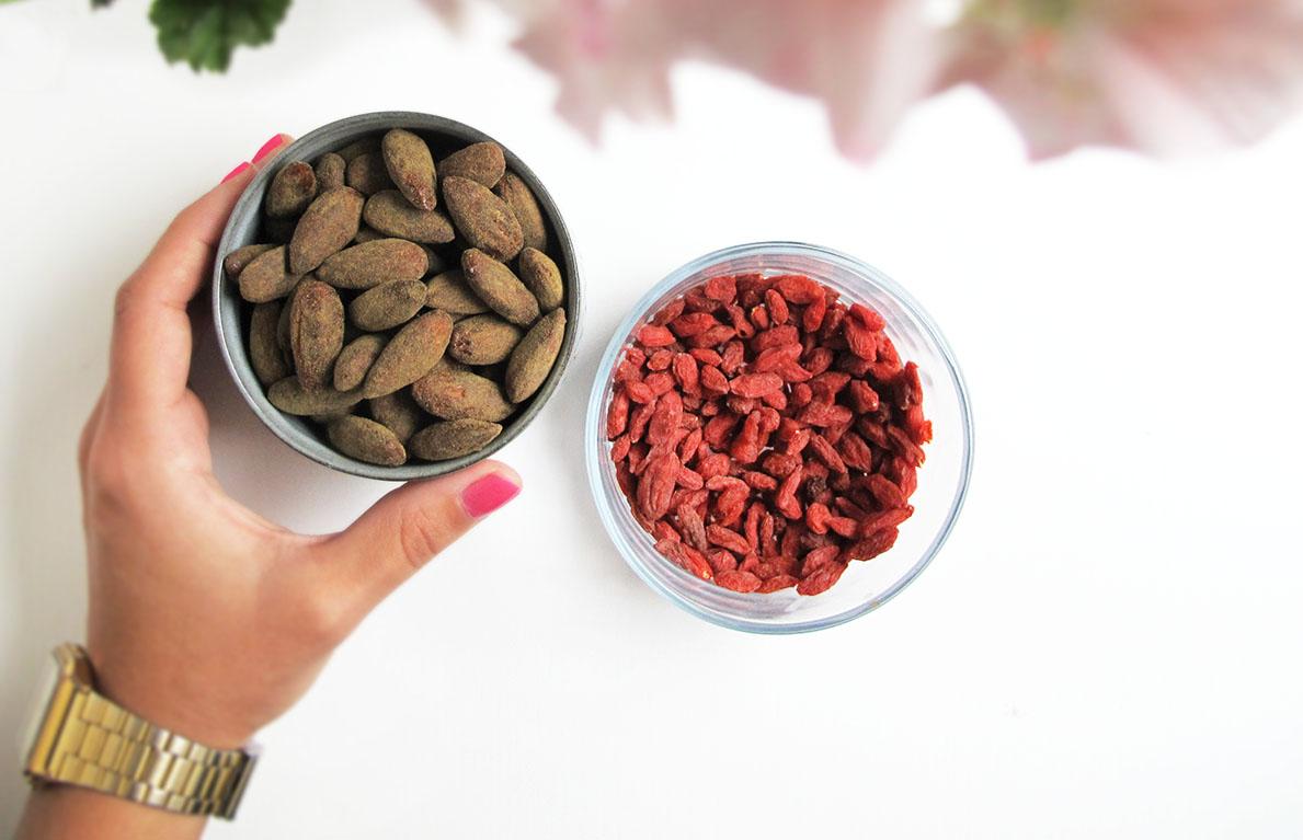 sund snacks med lakridssmag