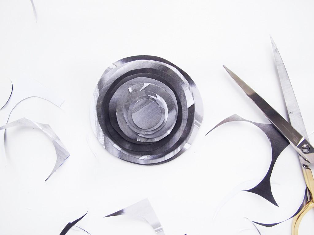 cirklerne i papir