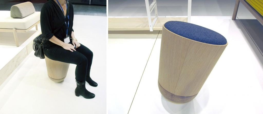 tor hadsunds design, en balance stol