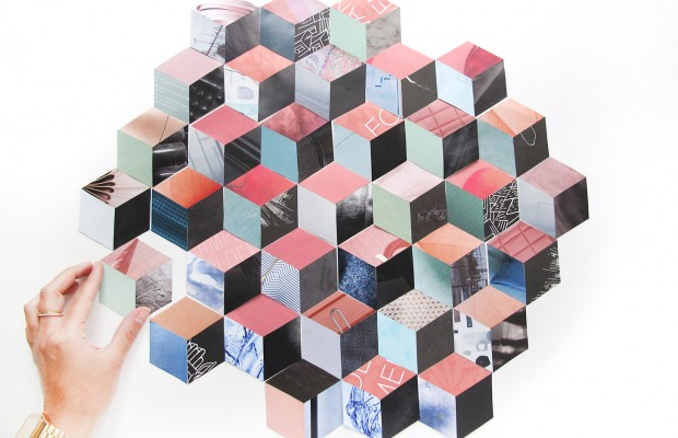 PAPER PATCHWORK – FREE TEMPLATE