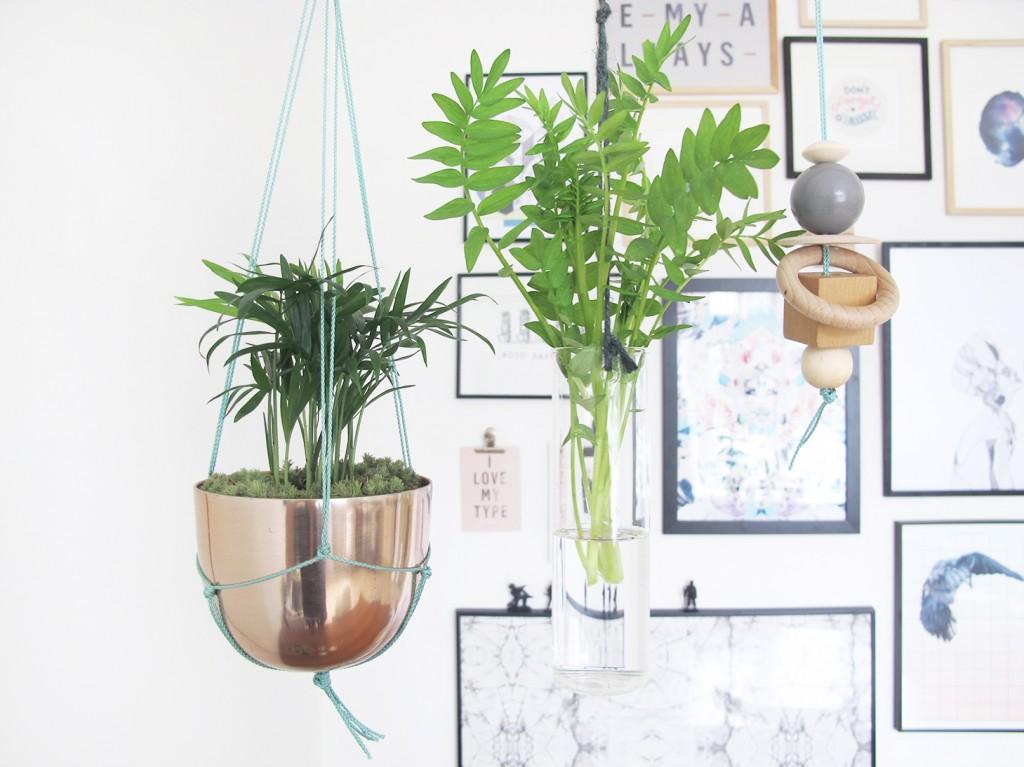 DIY Planteophæng