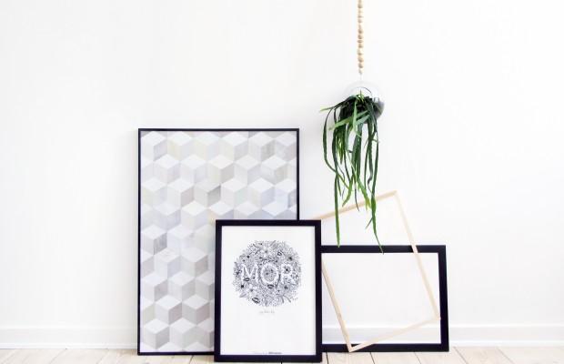 DIY – MORSDAG GRATIS PLAKAT
