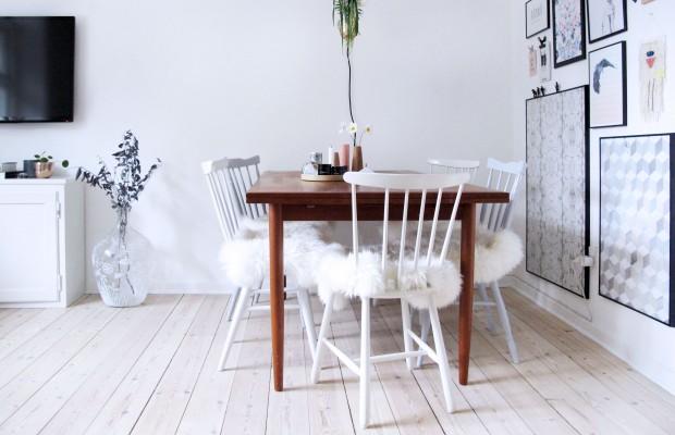 DIY – IKEA HACK MED FÅRESKIND