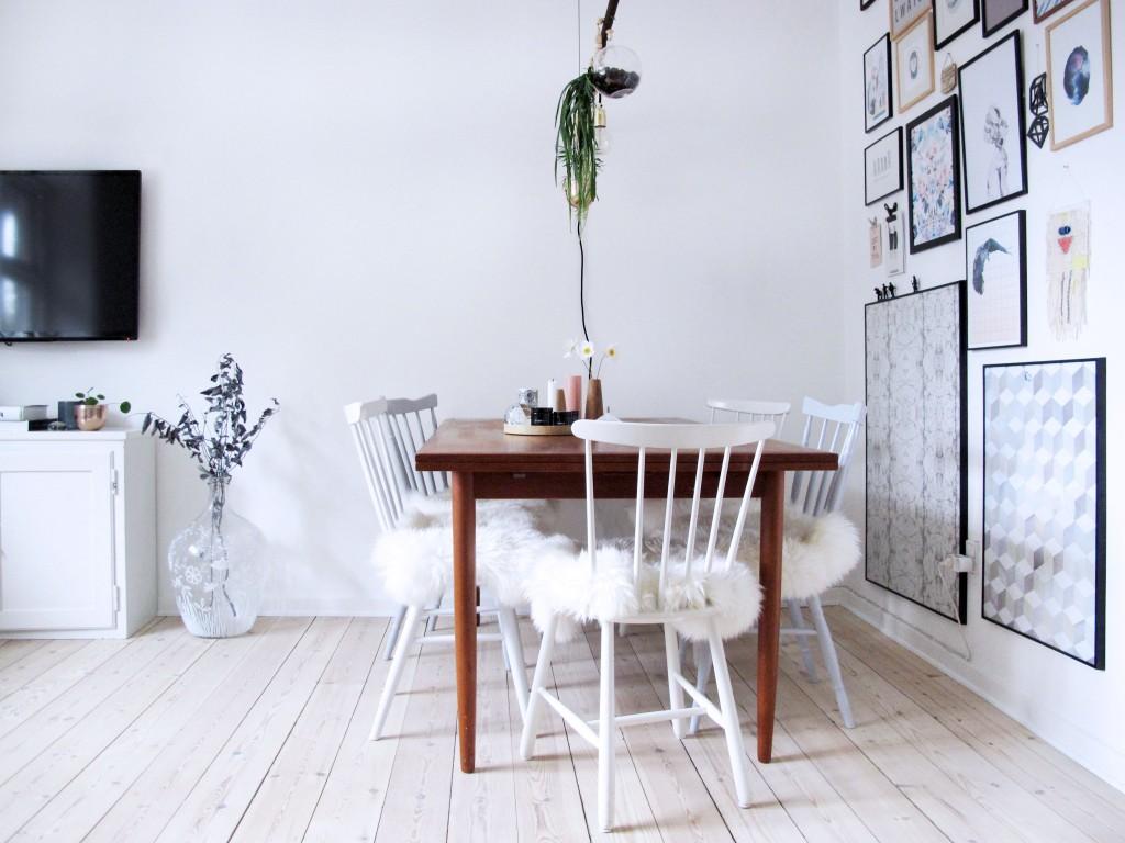 Ikea spisebordsstole læder