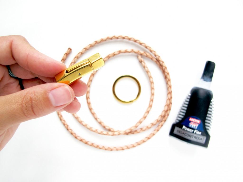 armbånd lås bruges til keyhanger