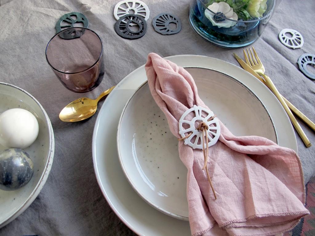 borddækning inspiration til gør det selv