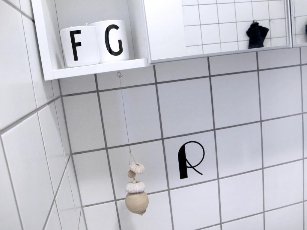 badeværelses makeover på 5 minutter