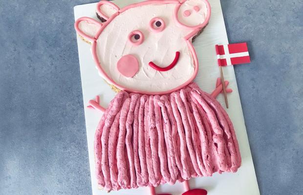 Kagepyntning og opskrifter til børnefødselsdage